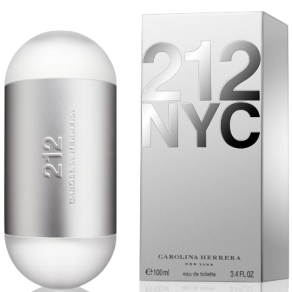 Carolina Herrera 212 Women EDT 100 ml - Bayan Parfümü