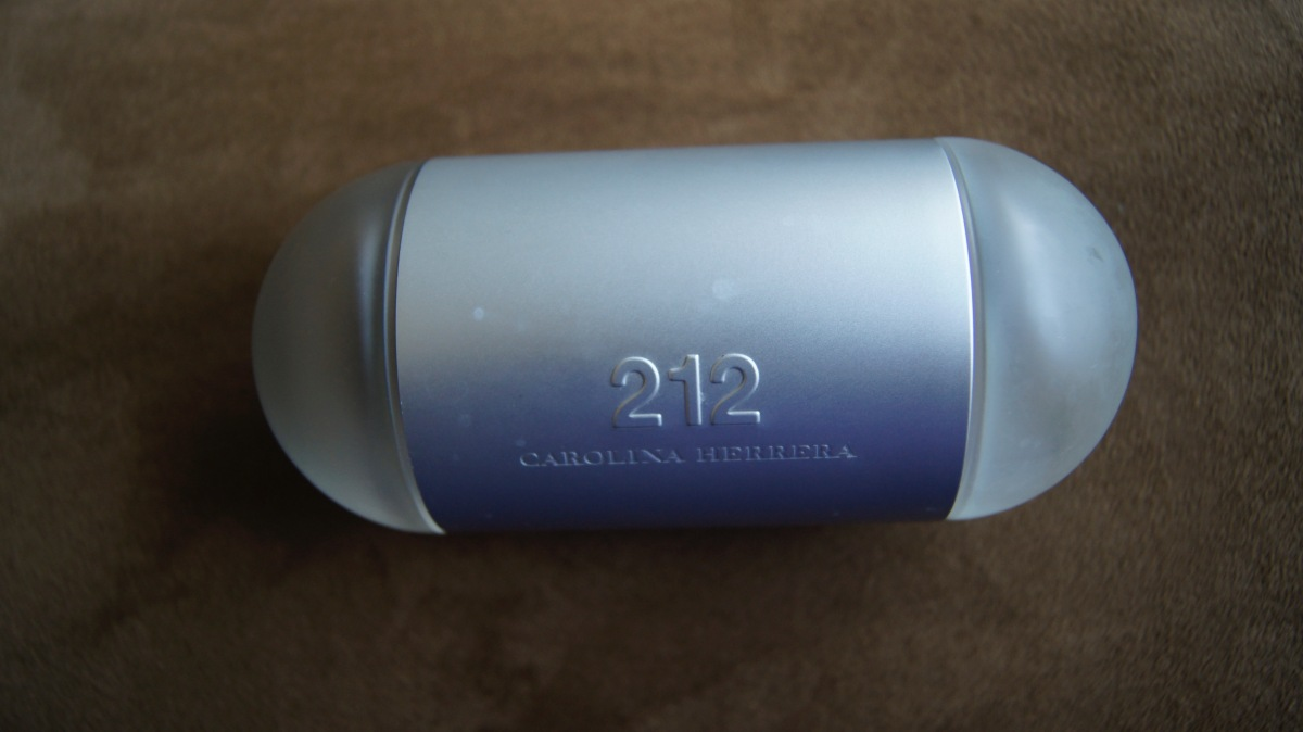 Review: 212 NYC for women by Carolina Herrera