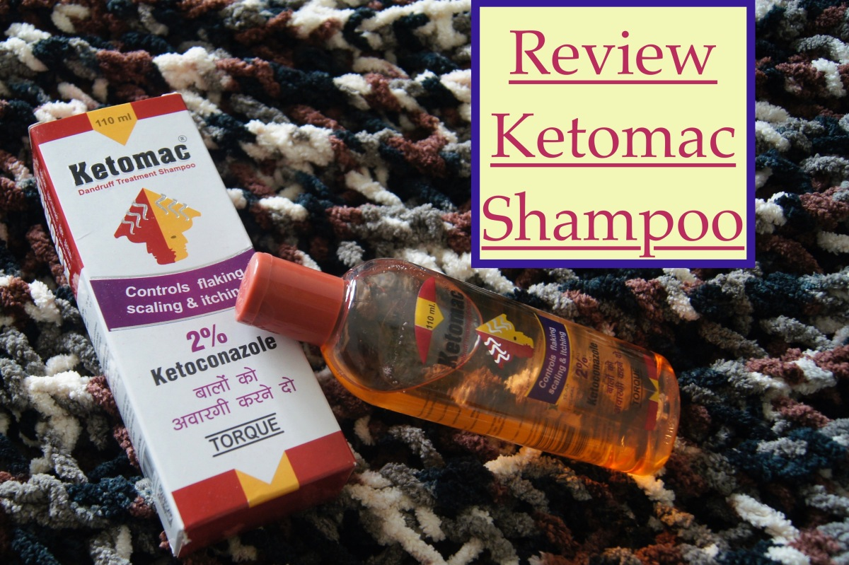 Review: Ketomac Dandruff Treatment Shampoo