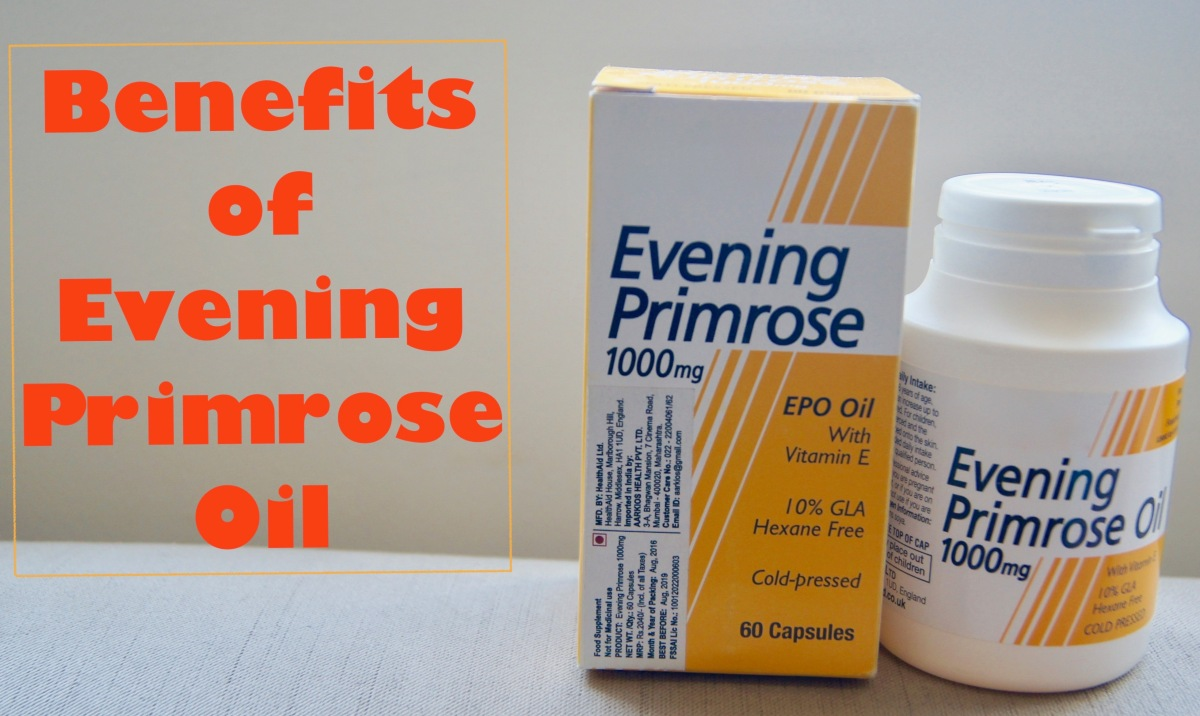Beauty Uses of Evening Primrose Oil