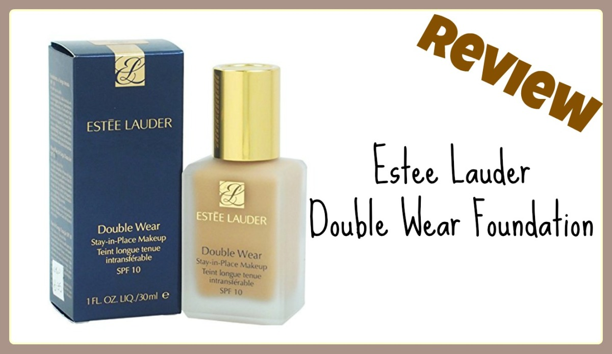 Review: Estée Lauder Double wear Stay in place makeup Foundation