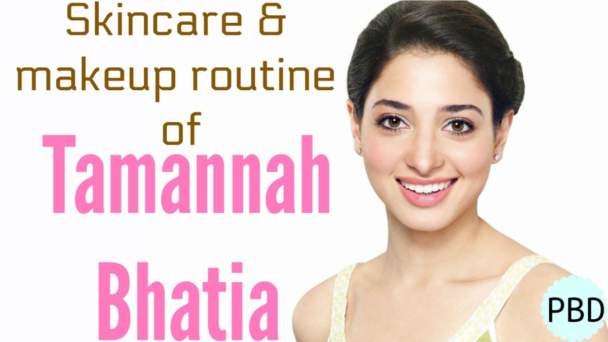 Tamannaah Bhatia's skin ,hair,makeup and workout secrets?