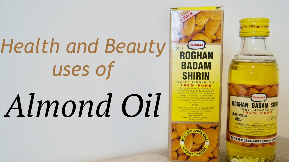 Health and Beauty Benefits of Almond Oil (Badam Tel)