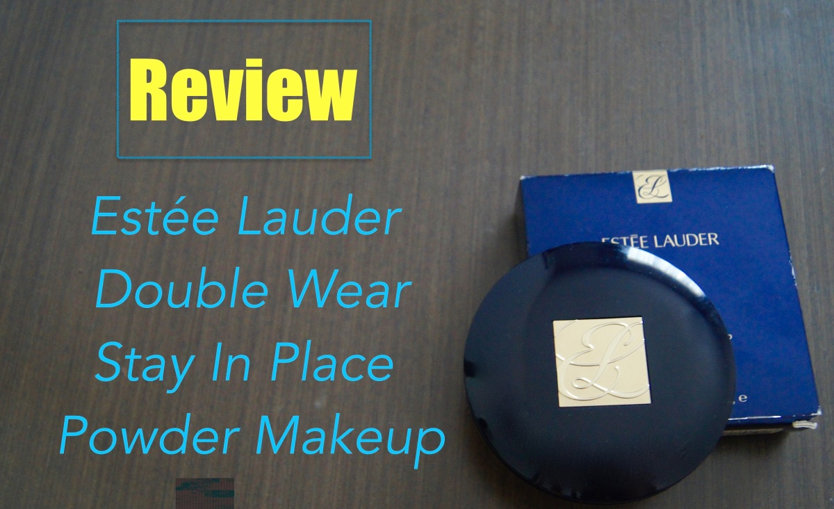 Review: Estée Lauder Double Wear Stay In Place Powder Makeup