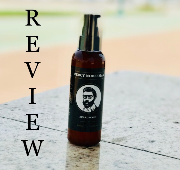 Review: Percy Nobleman Beard Wash
