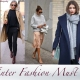 Winter Fashion Must Haves