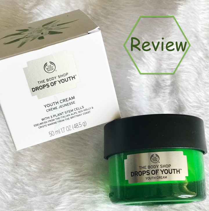 Review: Drops of Youth Creme Jeunesse