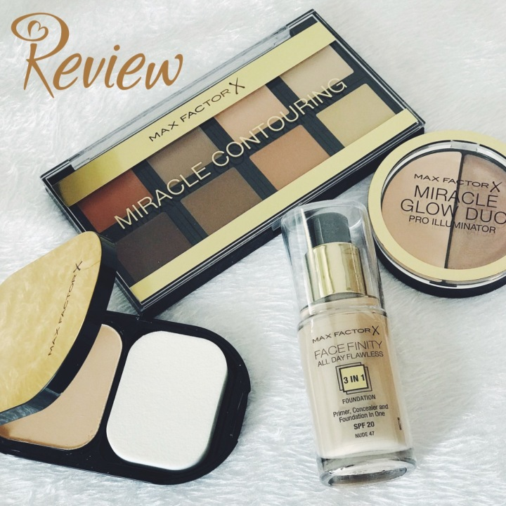 Review: Max factor contouring kit