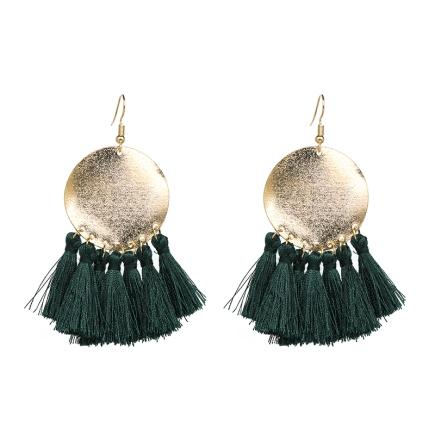 Boho-Indian-Ethnic-Fringe-Earrings-For-Women-Long-Tassel-Earrings-Hanging-Drop-Statement-Earing
