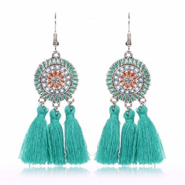 china-factory-wholesale-2017-summer-new-style-vintage-oil-color-fringed-feathers-long-earring-for-women-fashion-jewelry-india-bohemian-ear-rings-earin