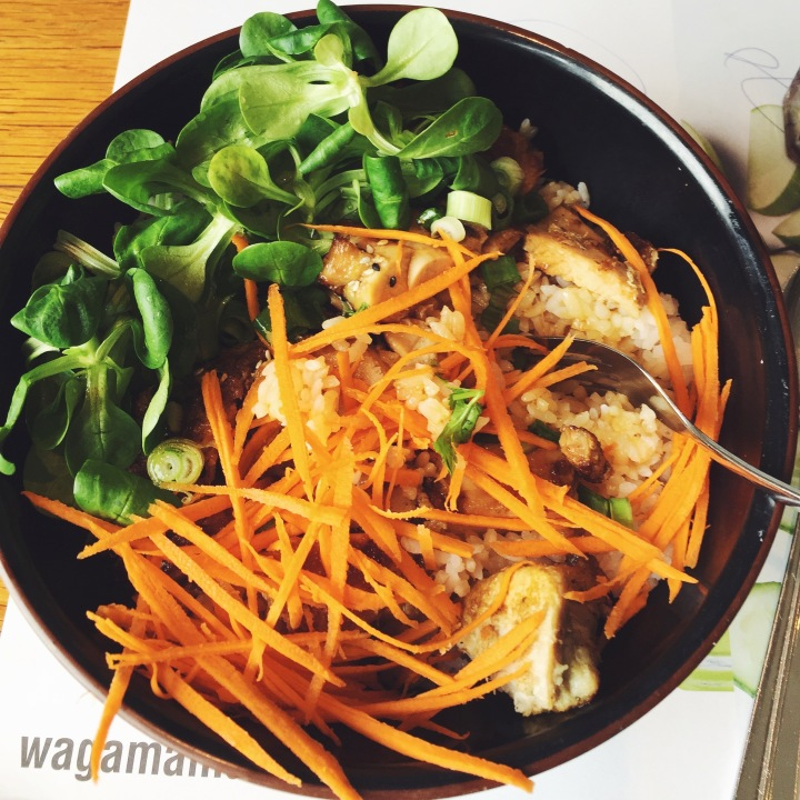 Review: Wagamama Restaurant and Food