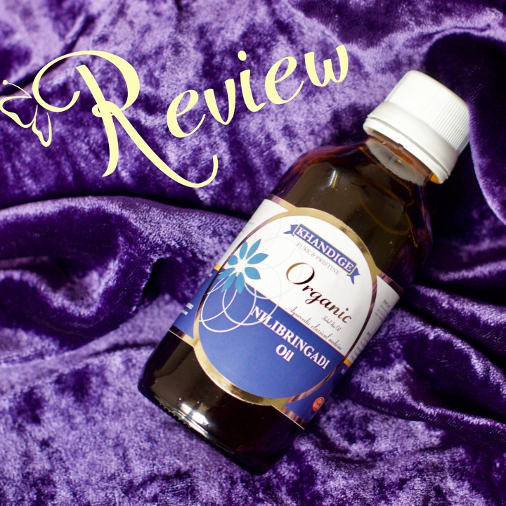Review: Khandige Organic Nilibringadi Oil