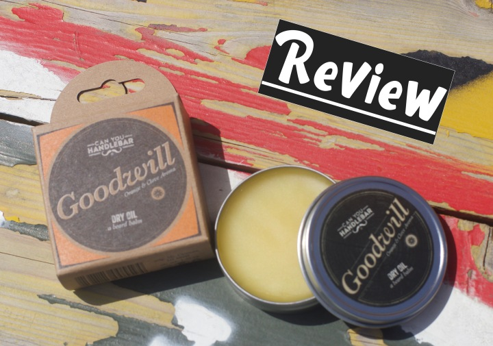 Review: Can You Handlebar Goodwill Beard Balm