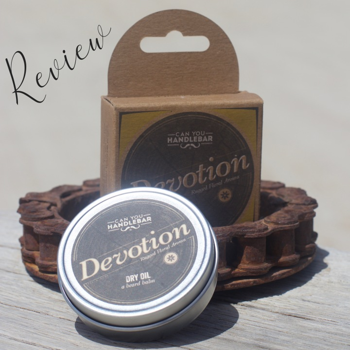 Review: Devotion beard balm by Can you handlebar